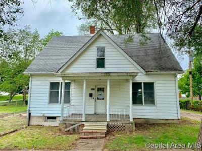 Virginia Single Family Home For Sale: 281 S Job St