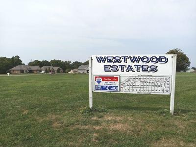 Vermilion County Residential Lots & Land For Sale: Westwood Circle Lot 23