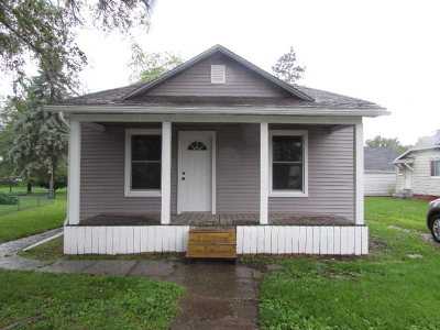Westville Single Family Home For Sale: 1714 N State St