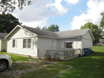 Vermilion County Single Family Home For Sale: 516 E McCracken
