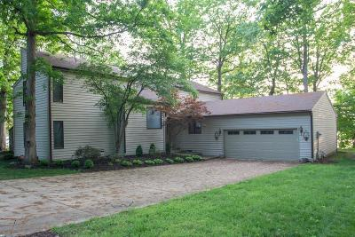 Vermilion County Single Family Home For Sale: 66 Shorewood Point