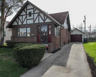 Single Family Home For Sale: 1614 N Gilbert Street