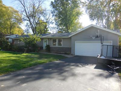 Single Family Home For Sale: 1136 Lakeridge