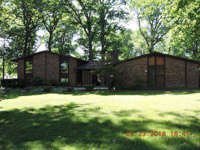 Danville Single Family Home For Sale: 1506 N Logan