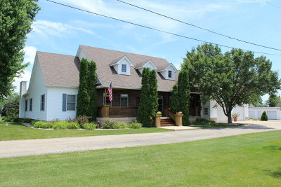 Vermilion County Single Family Home For Sale: 1111 E Thompson