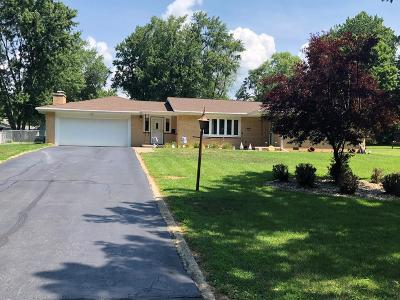 Single Family Home For Sale: 1117 Wilkin