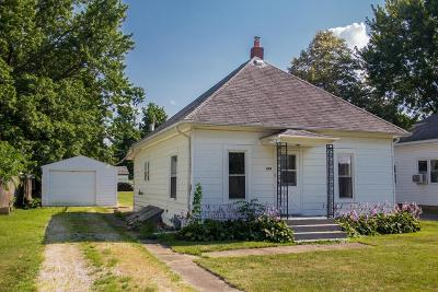 Bismarck Single Family Home For Sale: 204 W South Street