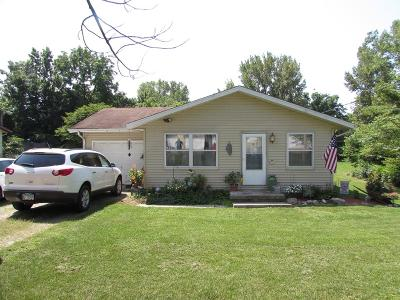 Vermilion County Single Family Home For Sale: 15552 E 550 N Rd