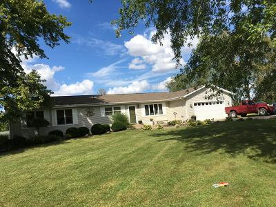 Vermilion County Single Family Home For Sale: 17247 Clinton