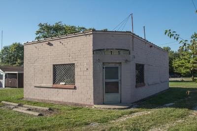 Vermilion County Commercial For Sale: 519 Spelter Avenue