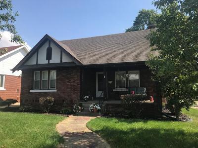Single Family Home For Sale: 1601 N Gilbert