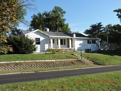 Single Family Home For Sale: 201 Chester