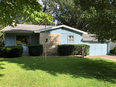 Danville Single Family Home For Sale: 1813 Syrcle