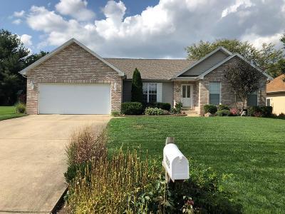 Danville Single Family Home For Sale: 3308 Fairway