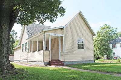 Danville Single Family Home For Sale: 1246 Cleveland Avenue