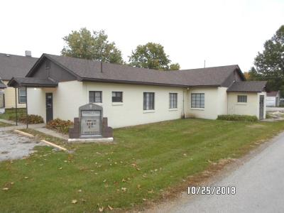 Vermilion County Commercial For Sale: 203 Olive