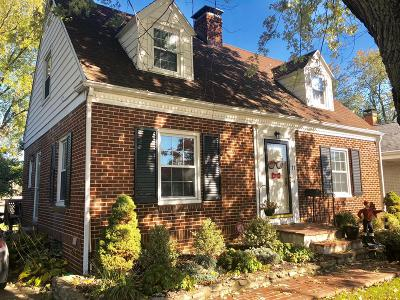 Single Family Home For Sale: 11 Dodge