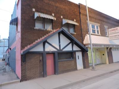 Danville Commercial For Sale: 509 Main
