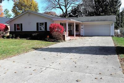 Single Family Home For Sale: 58 Country Club Dr