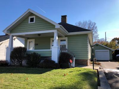 Single Family Home For Sale: 304 E Raymond