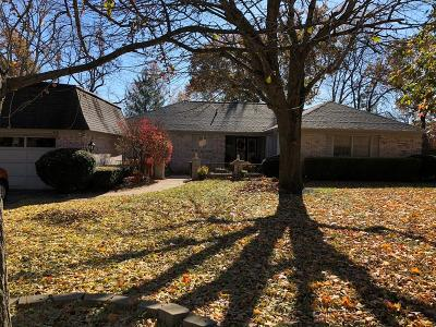 Single Family Home For Sale: 6 Carriage Lane