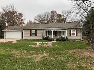 Danville Single Family Home For Sale: 16359 Tucka Bucka