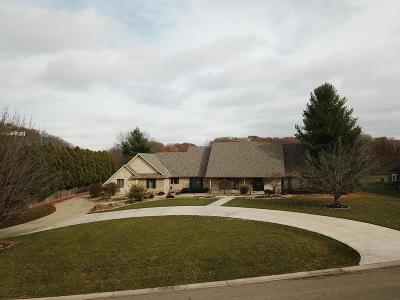 Vermilion County Single Family Home For Sale: 3315 Fairway