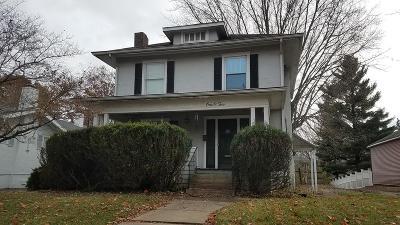 Single Family Home For Sale: 102 E Winter Ave.