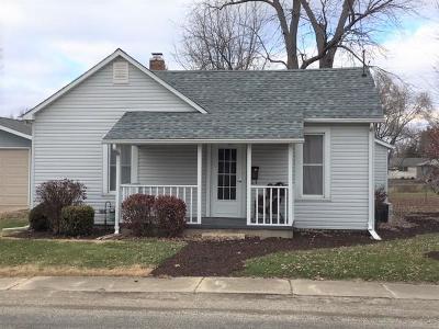 Westville Single Family Home For Sale: 415 Pennsylvania