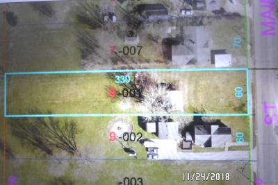Vermilion County Residential Lots & Land For Sale: 606 S Main