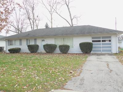 Danville Single Family Home For Sale: 510 Lawndale Dr