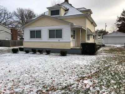 Single Family Home For Sale: 512 Wilkin