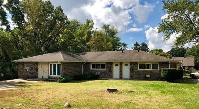 Danville Multi Family Home For Sale: 42 Schultz