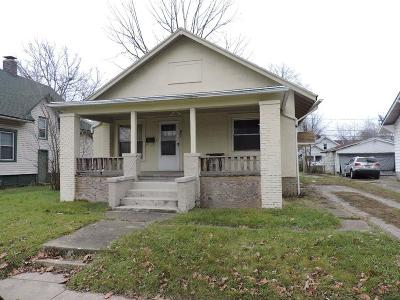 Danville Single Family Home For Sale: 21 S Griffin