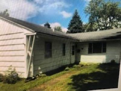 Danville Single Family Home For Sale: 517 W Columbia