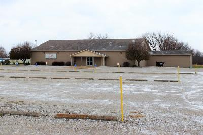 Vermilion County Commercial For Sale: 400 W Lyons Road