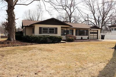 Single Family Home For Sale: 1611 N Chandler