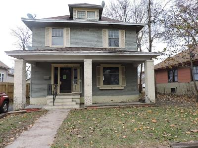 Danville Single Family Home For Sale: 1103 N Grant