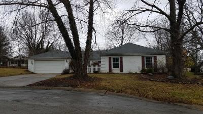Single Family Home For Sale: 113 Country Club Ct.