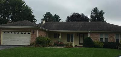 Single Family Home For Sale: 3028 Golf Terrace
