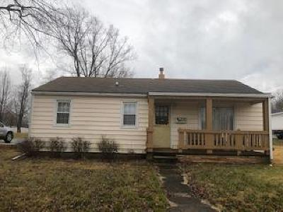 Danville Single Family Home For Sale: 830 Warrington
