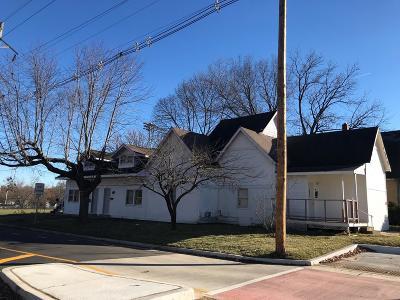 Danville Multi Family Home For Sale: 1017 N Jackson Street