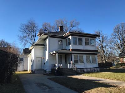 Vermilion County Multi Family Home For Sale: 1434 N Walnut Street