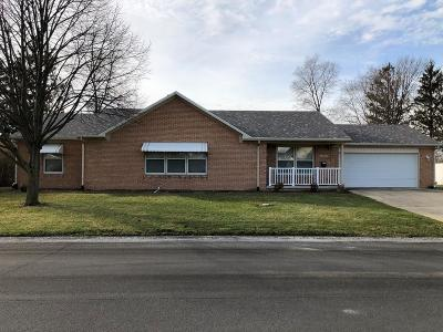 Single Family Home For Sale: 3006 Golf Circle