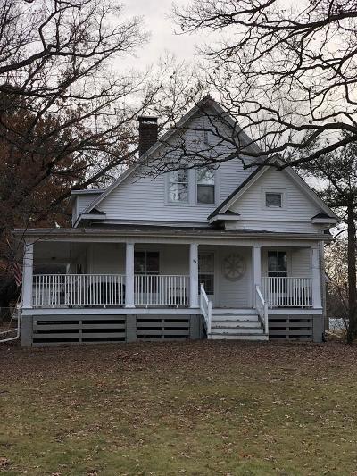 Danville Single Family Home For Sale: 34 Poland Rd