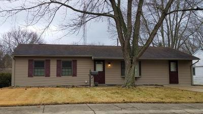 Vermilion County Single Family Home For Sale: 918 Sunset Ridge