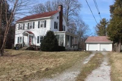 Vermilion County Single Family Home For Sale: 7 W Roselawn