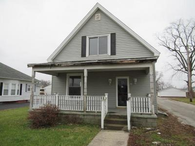 Danville Single Family Home For Sale: 12 E 9th