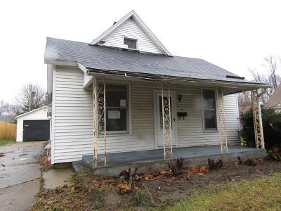 Danville Single Family Home For Sale: 505 N Grant