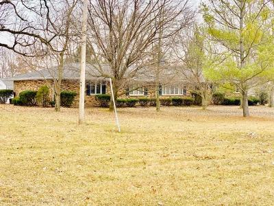 Vermilion County Single Family Home For Sale: 25155 St Rt 1